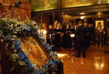 "Akáthistos ""Vsetsaritsa"". Akáthistos a la Virgen ante el icono ""Vsetsaritsa"""