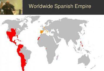 Lo que es las colonias españolas? Descripción, historia y hechos interesantes