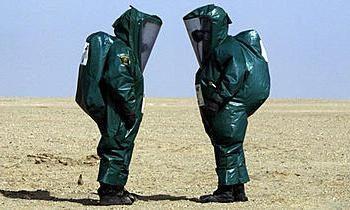 Manutenção de protecção química. Acidentes em objetos quimicamente perigosos e suas consequências