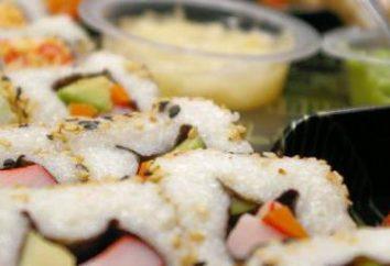 Riz pour les sushis à la maison. Recettes avec photos