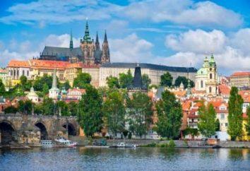 Złota Praga. Dzielnice i atrakcje