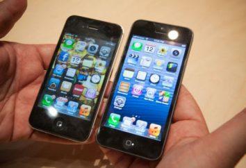 IPhone 4S i 5S: porównanie wydajności. Co odróżnia iPhone 4S z iPhone 5S