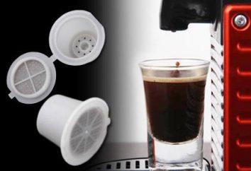 Nespresso (capsules réutilisables) – boisson raffinée et un excellent goût