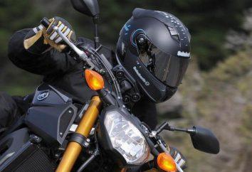 """Outdoor capacete Schuberth: descrição e comentários. Outdoor capacete de motocicleta """"Schubert"""""""