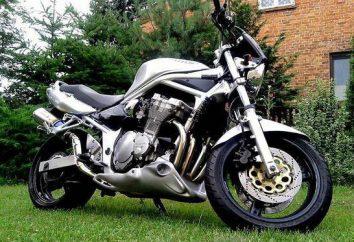 """""""Suzuki Bandit 600"""": specyfikacje, zdjęcia, opinie"""