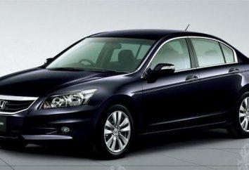 Honda Inspire: spécifications et commentaires