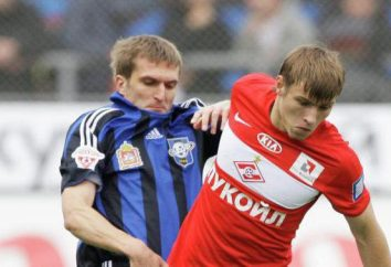 Der frühere russische Spieler Kuzmichev Vladimir
