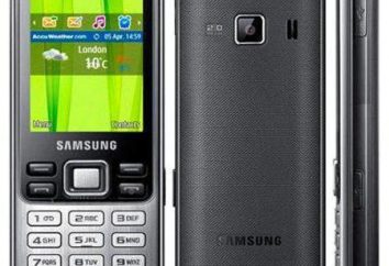 """Teléfono """"Samsung 3322"""": las especificaciones técnicas, fotos, opiniones"""