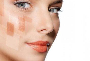 Olive skóry. Jak ustalić koloryt skóry