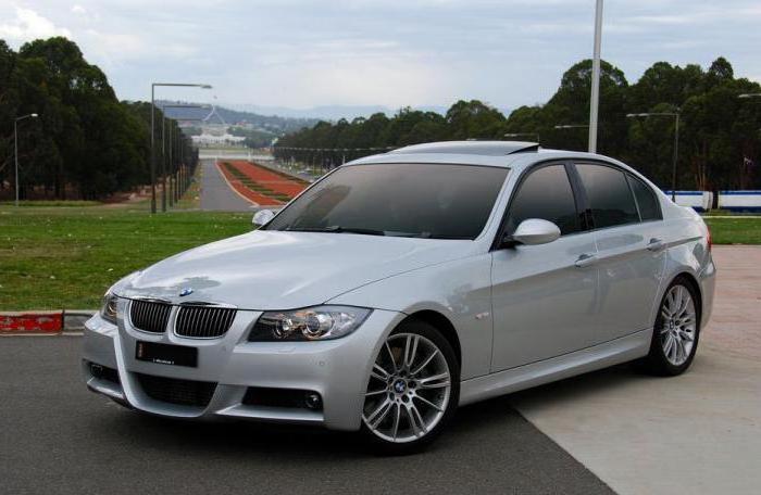 PARAURTO POSTERIORE PER BMW SERIE 3 F30 2011 AL MODERN LUXURY SPORT 1 FORO MARM