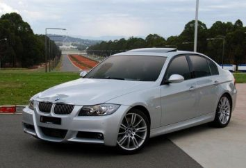 BMW 335: especificações, comentários e fotos