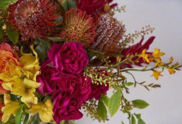 Wie man einen Rahmen für einen Blumenstrauß mit den Händen machen?