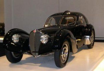 Les voitures les plus chères du monde: Bugatti Type de 57SC Atlantique