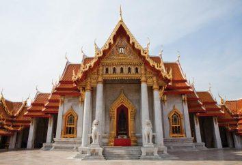 Buddhistische Tempel in Südasien und die Verhaltensregeln in ihnen