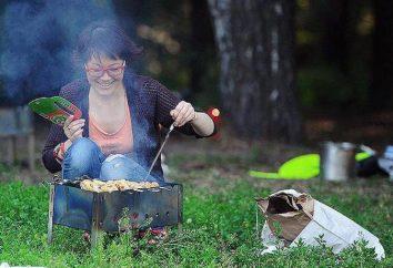 lieu autorisé pour barbecue à Moscou