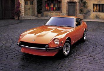 Renacimiento del pasado – Datsun 240z