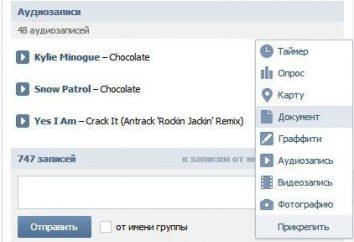 "Wie kann SIFCO ""VKontakte"": alles über Animation"