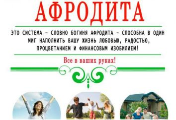 """Metoda """"Aphrodite"""" Tatyany Vorobevoy: opinie. Kurs dla zarobków w Internecie"""