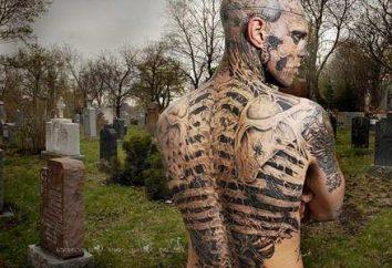 Aby uzyskać informacje o tym, jak zrobić własny tymczasowy tatuaż