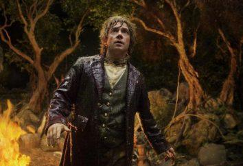 """Todas las partes del """"Hobbit"""" en orden. Lista, la cronología de los eventos"""