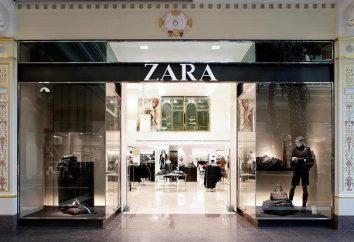 """Marchio """"Zara"""". negozi Zara a Mosca"""
