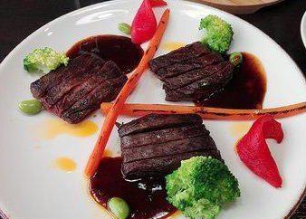 """Restauracja """"Dwie różdżki"""": adres, menu, recenzje. japońska restauracja"""