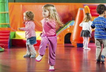 Ritmoplastika no jardim de infância: uma metodologia para o desenvolvimento de