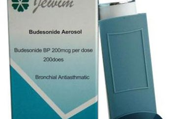 """""""Budezonid"""": instrukcje użytkowania i analogów. """"Budezonid"""" inhalacyjne: opinie, cena"""