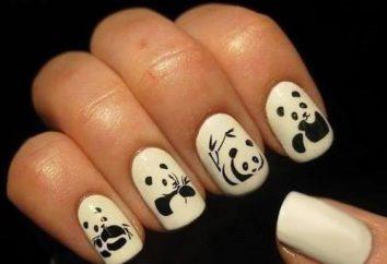 """Manicure """"Panda"""": caratteristiche, la tecnologia"""