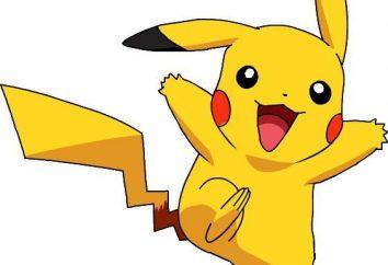 Co jest Pikachu: wszystko o Pokemon opis charakteru, zwłaszcza w łapanie Pokemonów GO