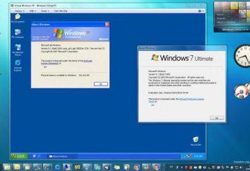 Macchina virtuale Windows XP. La creazione di una macchina virtuale Windows XP