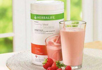 « Herbalife »: une secousse de protéine – un petit déjeuner sain tous les jours