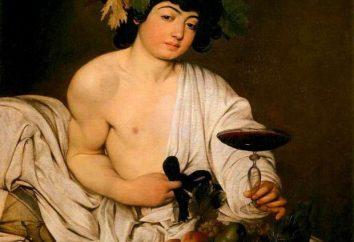 """""""Bacchus"""" (Caravaggio) – ein Bild des großen Meisters"""
