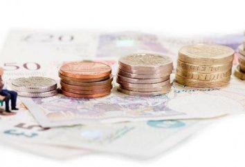 Indexierungs des Versicherungs Teil des Rentenalters