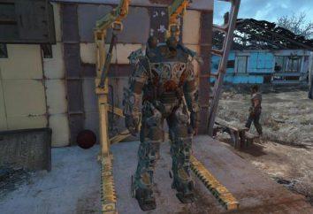 Fallout 4: armadura de combate e descrição