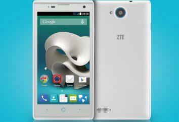 Smartphone ZTE Blade G Lux: críticas