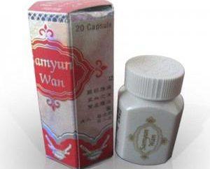 A droga Samyun Wan: comentários, composição, efeito, a via de administração
