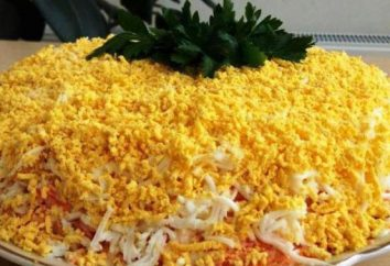 """Jak gotować """"Manon"""" – Sałatka jarzynowa z kurczakiem i serem"""