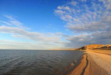 El mejor lugar para la pesca – el lago Zaisan
