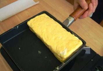La ricetta per una semplice omelette è veloce e gustosa!