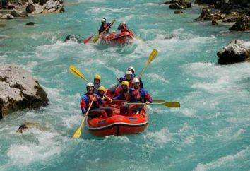 Czarnogóra: kaniony Tara i Moraca. Rafting w Czarnogórze