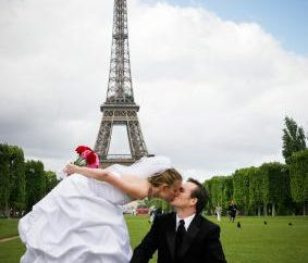 Ślub we Francji: Highlights