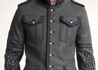 Veste homme: élégant, à la mode, belle