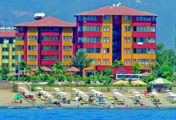 Les quatre « Saritas Hôtel » (Turquie / Alanya) – une excellente option pour les petits budgets