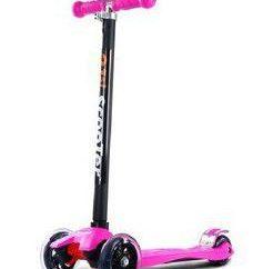 Scooter – Scooter Dreirad: Beschreibung