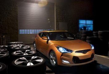 « Hyundai Veloster « : un aperçu du véhicule