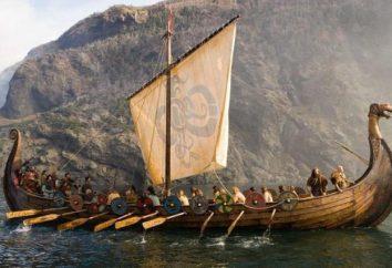 dioses escandinavos: Heimdal, Hermod Brave Tyr, VOLUND, Aegir, Utgardloki, Thor, Odin. la mitología nórdica