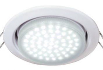 Ecola GX53 – lampy LED. Zalety nowego typu oświetlenia