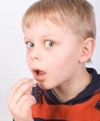 Como o cofre é crianças glicina: comentários