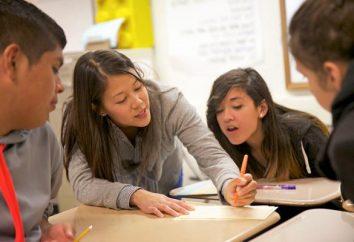 Cenários engraçados para estudantes do ensino médio sobre a escola